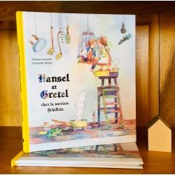 Hansel et Gretel chez la...